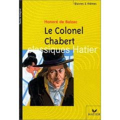 Dissertation sur le colonel chabert