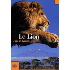 troc de livres d 39 occasion le lion 23021 joseph kessel. Black Bedroom Furniture Sets. Home Design Ideas