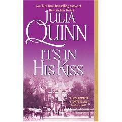 Echange 'It's In His Kiss' par 'Julia Quinn' - livres d'occasion sur PocheTroc.fr