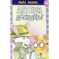 Echange 'Arthur Accused!' par 'Marc Brown' - livres d'occasion sur PocheTroc.fr