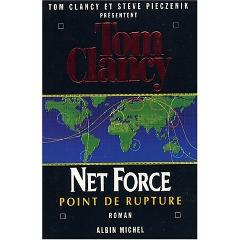 Echange 'Net Force 4 : Point de rupture' par 'Tom Clancy' - livres d'occasion sur PocheTroc.fr